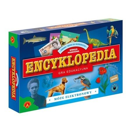 Mózg Elektronowy Travel - Encyklopedia